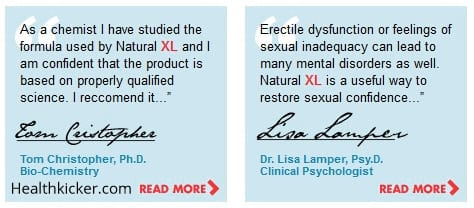 natural xl pills customer reviews