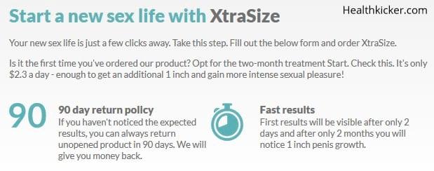 xtrasize benefits